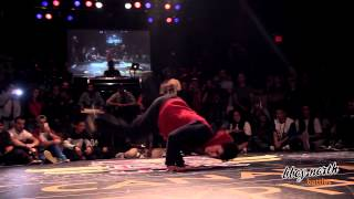 Top 16 - JBugz vs Fleau | RED BULL BC ONE CYPHER CANADA 2015 | BBOY NORTH