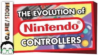 The Evolution of Nintendo Controllers!   Game/Show   PBS Digital Studios