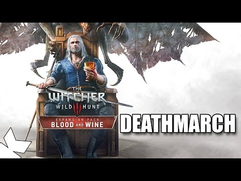 The Witcher 3 - Blood and Wine - Deathmarch - Part 16