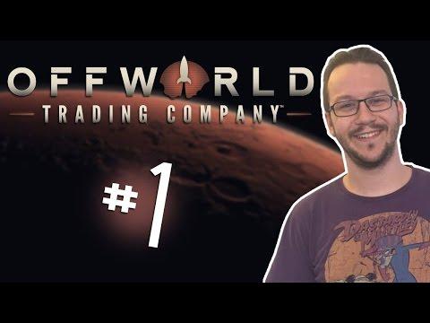 Offworld Trading Company| Kampania #1