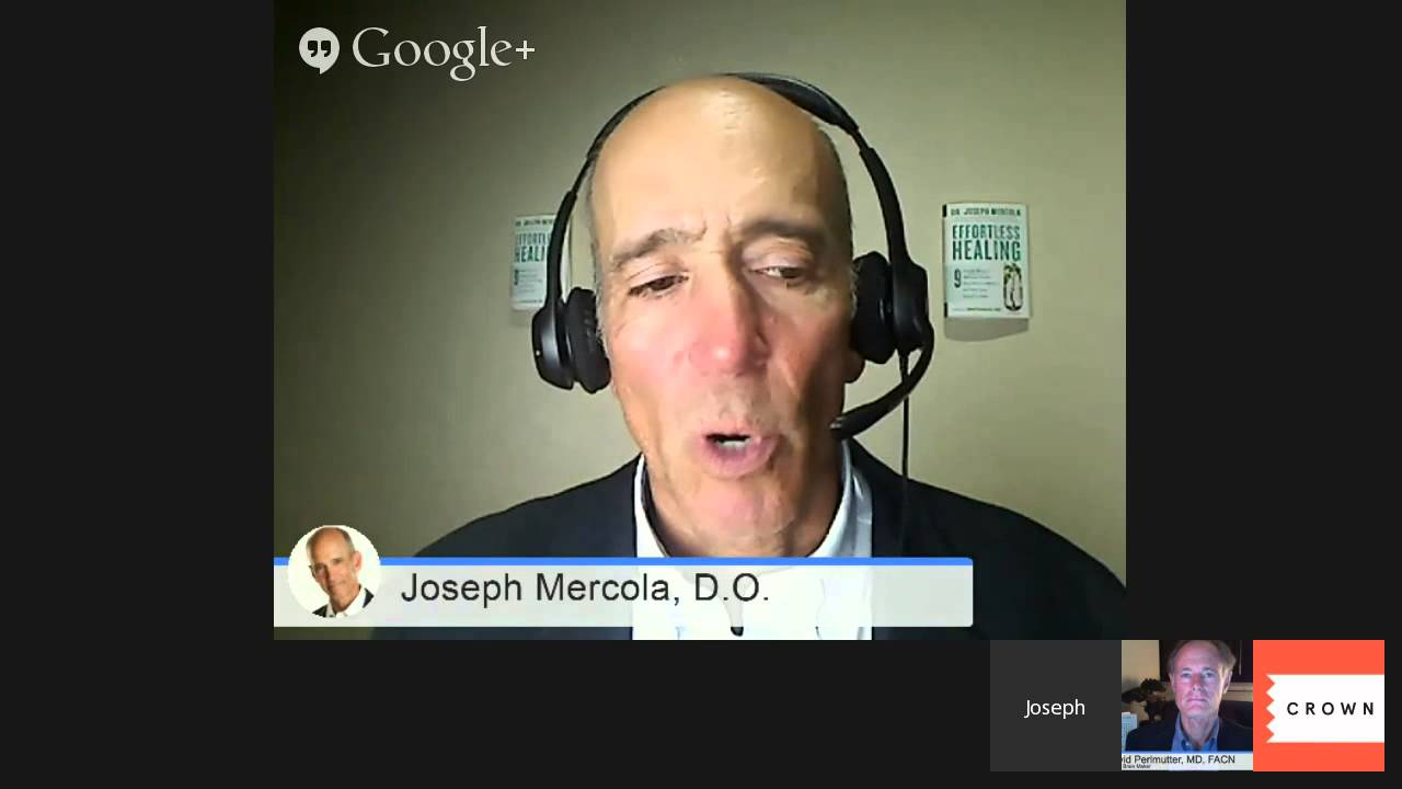 Download Live Chat with Dr. Joseph Mercola and Dr. David Perlmutter