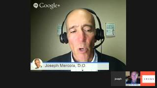 Live Chat With Dr. Joseph Mercola And Dr. David Perlmutter