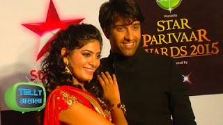 Yuvraj Suhani Candid Chat on their Performance at Star Parivaar Awards