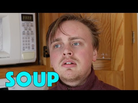 Mitchell Robbins Microwaves Soup