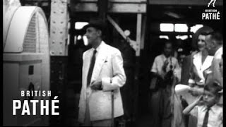 Selected Originals - Malaya -  Templer Opens Factory (1953)