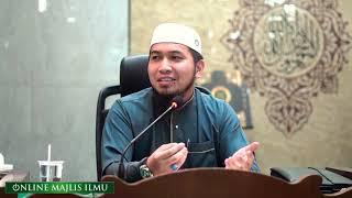 Ustaz Farid Abu Auliya l Meraih Cinta ALLAH