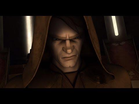 Реакция Энакина на смерть и похороны Оби-Вана