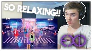 Exid (이엑스아이디) - Night Rather Than Day ( 낮보다는 밤 ) MV Reaction!!! [SO RELAXING!!]