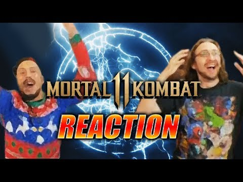 DOODS REACT: Mortal Kombat 11 Reveal & Trailer thumbnail
