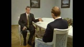 Путин. Интервью Сергею Доренко. 1999 г. ч1