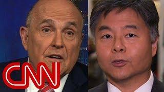 Democrat: Thank you for putting Giuliani on TV thumbnail