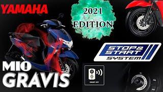 NEW YAMAHA MIO GRAVIS 125 2021…