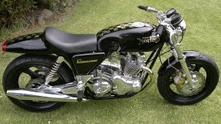 NORTON SUPERCHARGED