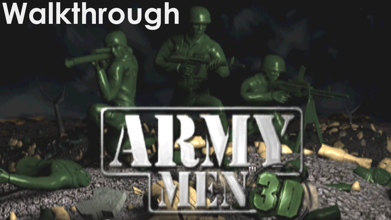 Army men 3d walkthrough youtube for 3d walkthrough