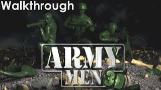 Army Men 3D Walkthrough