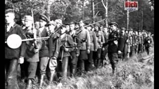 Карпатский рейд. Партизаны Украины.