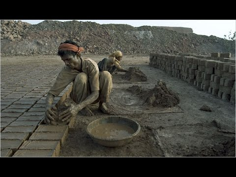 Mud Bricks Making How to make it