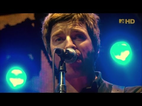 Oasis - The Masterplan (Live at Wembley Arena 2008)