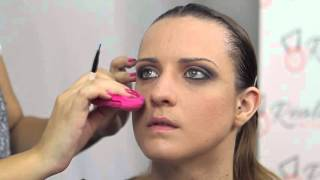Tutorial: Maquillaje de Ojos para Falleras - Realce Alta Posticería