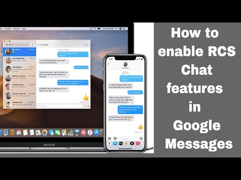 How To Enable RCS Chat Features In Google Messages