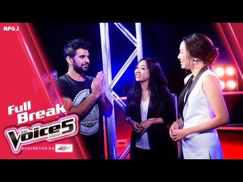 The Voice Thailand 5 - Blind Auditions - 9 Oct 2016 - Part 4