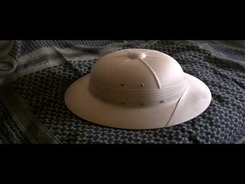 US Military Issue Pith Helmet