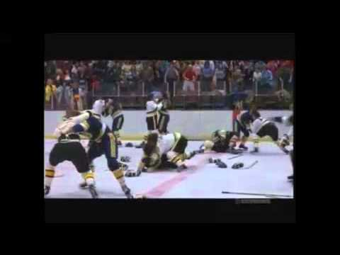 Sarge - M's Fighting Pregame Reminds Me Of Slap Shot