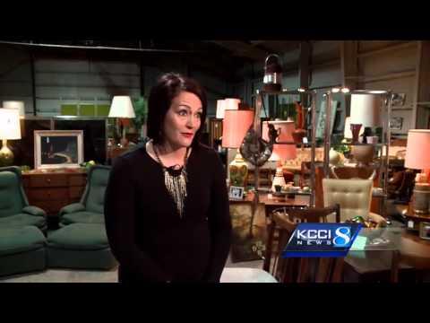 Vintage furniture gets new life at Modville