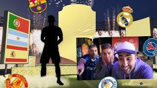LLUEVEN CAMINANTES! MI PRIMER PACK OPENING de FIFA 20
