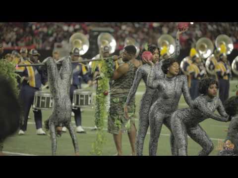 NCAT - 2017 Honda Battle of the Bands (Bad Boys Show)