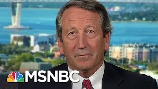Rep. Mark Sanford On President Trump's 'Shithole' Comment: 'It Is What It Is' | MTP Daily | MSNBC