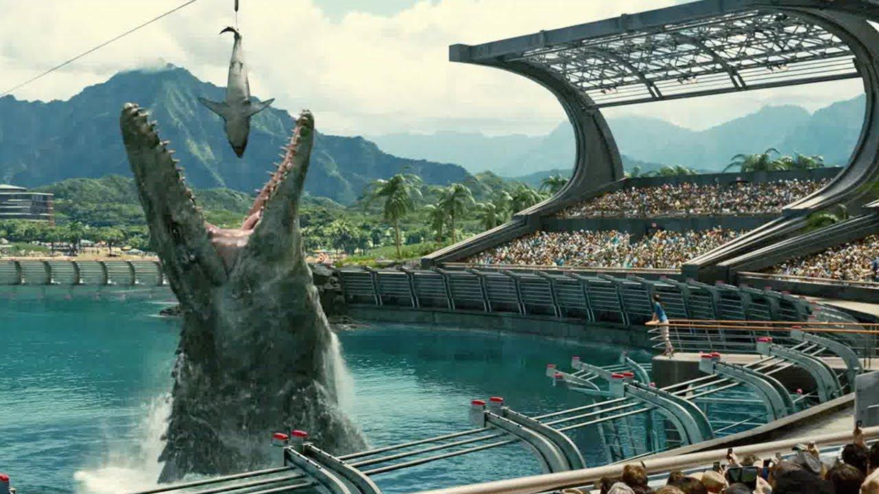 공룡 테마파크를 만든 인류의 최후(결말포함)