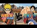 J-Stars Victory Vs Battle Simulation: Naruto Shippuden Vs One Piece