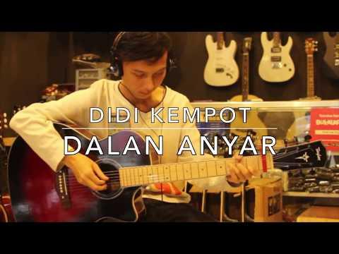 Didi Kempot - Dalan Anyar (Nella Kharisma/Via Vallen) Fingerstyle cover