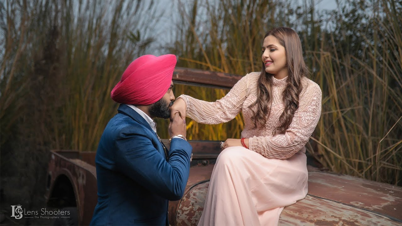 Download Arvinder & Manmeen || Pre-Wedding || Perfect Picture || LENS SHOOTERS || 2K20