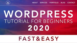 How To Make A Wordpress Website | Fast & Easy