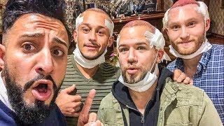 NEUE HAARE für ZUSCHAUER in ISTANBUL! | Haartransplantation Türkei | BARTMANN