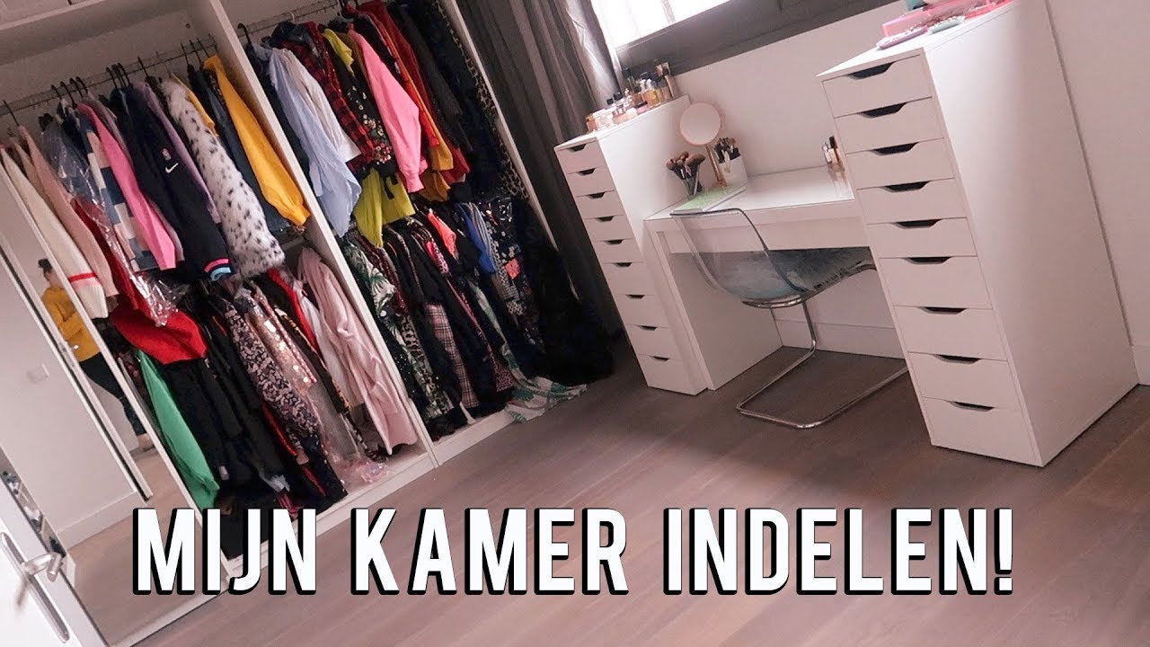 Mijn volledige beauty kleding en office kamer indelen for Kamer indelen tips