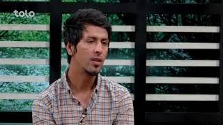 ویژه برنامه عیدی بامداد خوش - صحبت ها با مصطفی عظیمی دوبلر نقش طغرل در سریال قیام