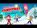 Baby Hazel and Santa Christmas Surprise  | Animated Movie | Cartoon for Kids | Baby Hazel Cartoons