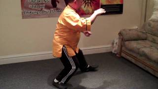Yang Temple Style Tai Chi Chuan, First Section by Gary J. Clyman from www.chikung.com