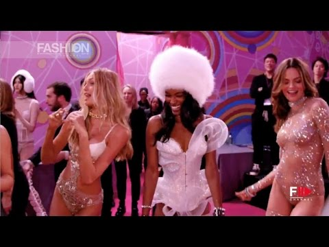 DANCING WITH THE ANGELS Victoria's Secret Fashion Show 2015 by Fashion Channel