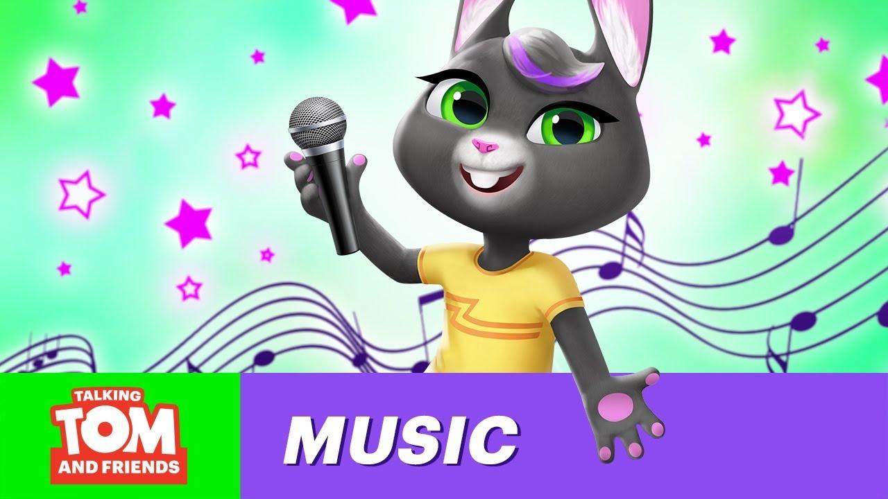 Download 🎵 TALKING BECCA - Little Miss Perfect 🎵 Talking Tom & Friends FULL Music Video