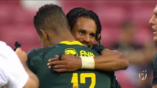 Highlights: South Africa win big in Singapore