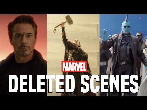 BEST AND WORST MCU DELETED SCENES