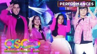 The Gold Squad grooves to the trending dance challenge 'Catriona' | ASAP Natin 'To