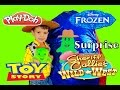 Toby Sheriff Callie Toy Story Woody Enormes Surprise Egg