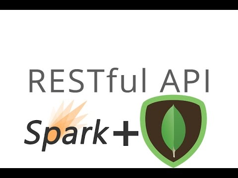 Rest full api with Spark java and mongodb part 1