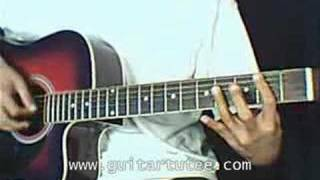 Parting Time (of Rockstar 2, by www.guitartutee.com)
