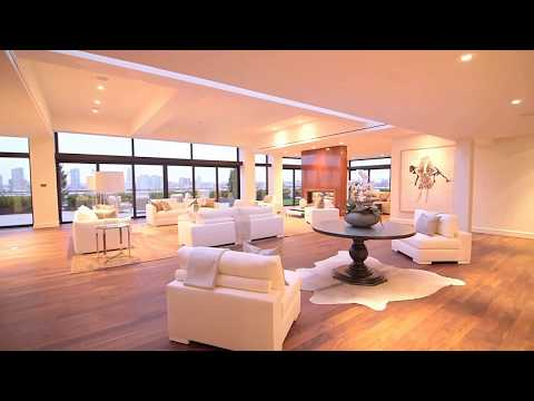 Luxury Penthouse 250 West Street New York City - Overlooking the Hudson River
